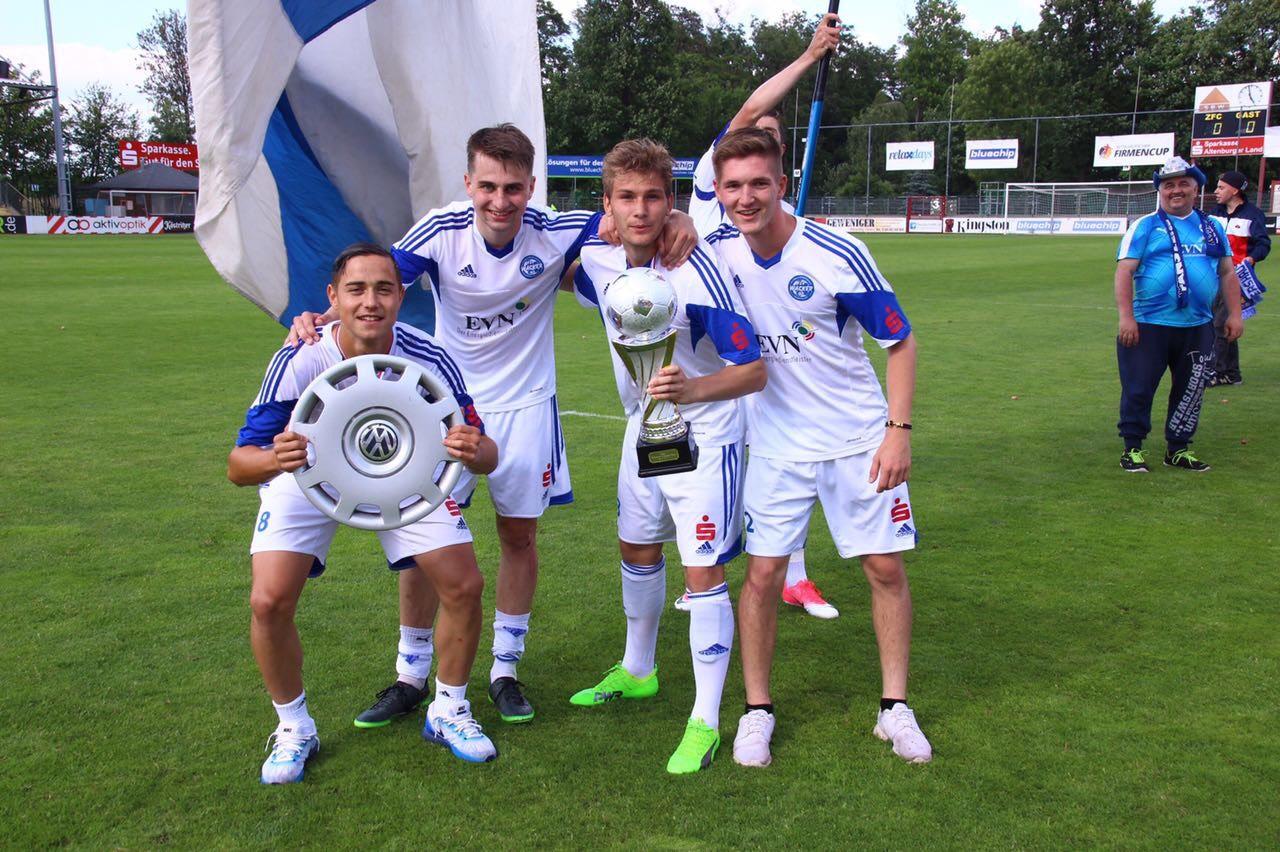 U23 wieder Thüringenmeister