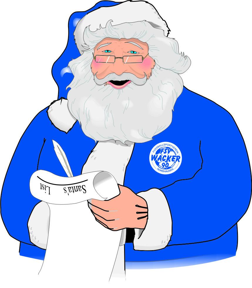 Weihnachtspause bei Wacker