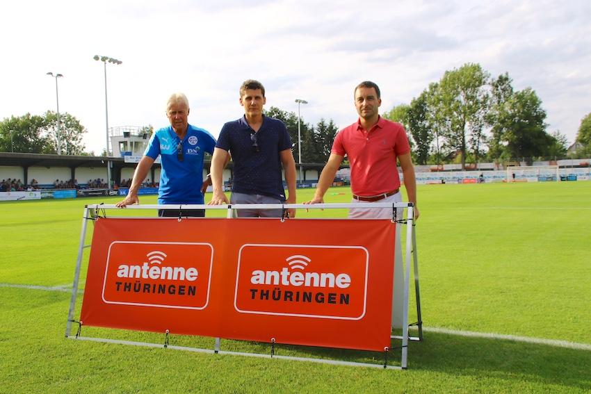 Kooperation mit Antenne Thüringen