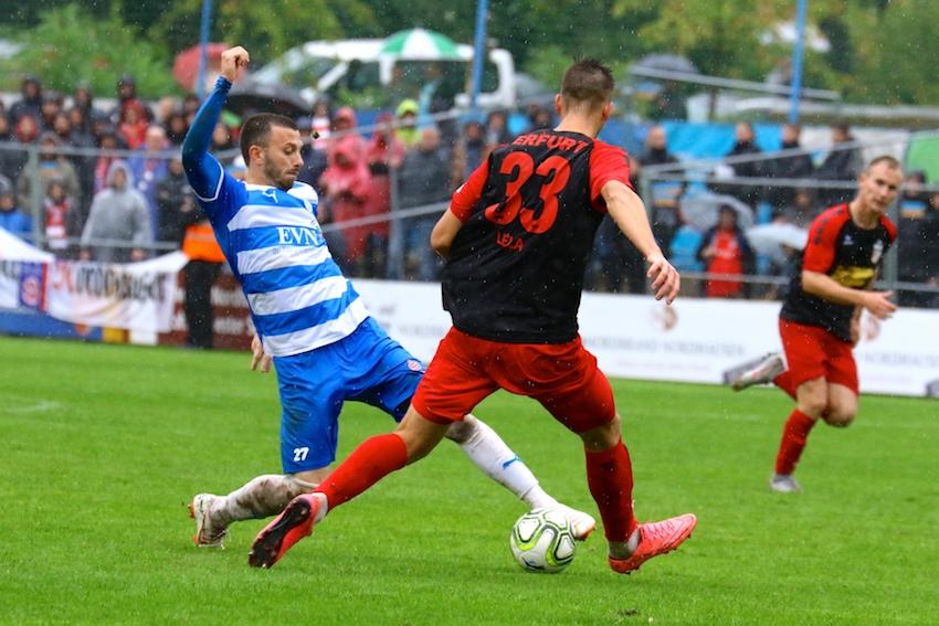 Spielverlegung im Thüringen-Derby