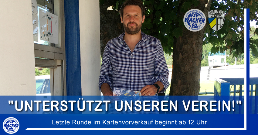 """""""Unterstützt unseren Verein!"""""""
