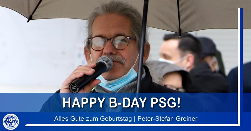 Happy B-Day PSG!