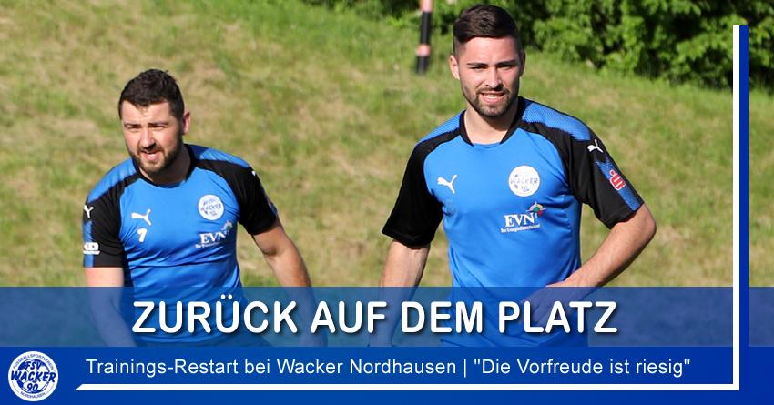 Wacker Nordhausen Kader